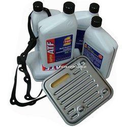 MINERALNY olej + filtr automatycznej skrzyni biegów 4SPD Chrysler Neon AT40 / FT1122