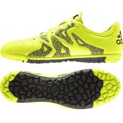 Buty piłkarskie adidas X 15.3 TF Leather M B33004