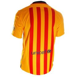Koszulka Meczowa Nike FC Barcelona AWAY ST. Pedro