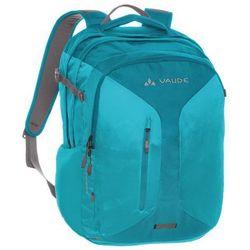 d044e7ce084dd Miejski plecak na laptop VAUDE Tecowork II 28 morski - Turkusowy