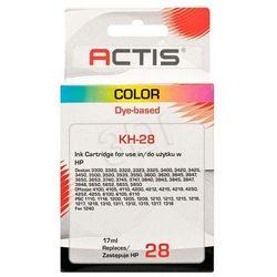 Tusz KH-28 Kolor do drukarek HP (Zamiennik HP 28 / C8728AE) [17 ml]