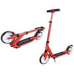 Kidz Motion, Dragster, hulajnoga miejska, czerwona Darmowa dostawa do sklepów SMYK