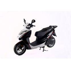 Skuter TORQ Taotao CY50T-8 (FORMAX) Czarno-Biały + DARMOWY TRANSPORT! + Wyprzedaż rowerów i skuterów!