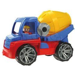 Betoniarka, pojazd