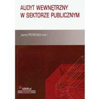 Audyt wewnętrzny w sektorze publicznym (opr. miękka)