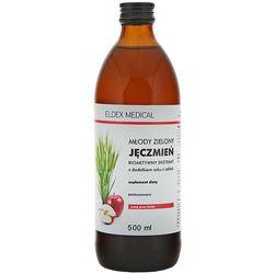 ELDEX MEDICAL 500ml Młody zielony jęczmień w płynie