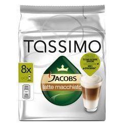 Kapsuły TASSIMO Latte Macchiato