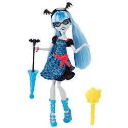 MATTEL Monster High - Lalka Fatale Fusion Ghoulia Yelps