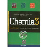 Chemia 3 Zeszyt Ćwiczeń (opr. miękka)