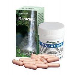 Macacaps - 30 kapsułek na pamięć !