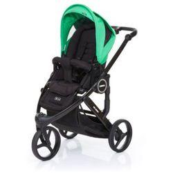 ABC DESIGN Wózek dziecięcy Cobra plus black-grass, stelaż black/ siedzisko black