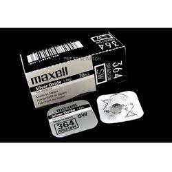 Bateria Maxell Silver Oxide 1,55V SR621SW/364/L621/AG1/G1/LR60/164/GP64A/SR621W