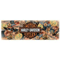 Harley Davidson (Travel) - plakat