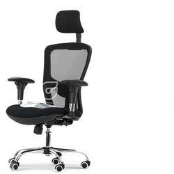 Fotel, krzesło biurowe Chief, czarny by CustomForm