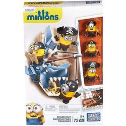Klocki MEGA BLOKS Minionki z figurkami