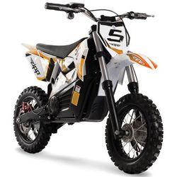 """Motocykl E-Cross ZIPP DB10 10"""" Pomarańczowy + DARMOWY TRANSPORT! + Wyprzedaż rowerów i skuterów!"""