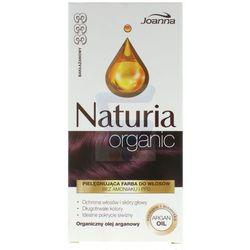 Joanna Naturia organic farba do włosów bez amoniaku Bakłażanowy nr 333