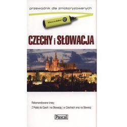 CZECHY I SŁOWACJA PRZEWODNIK DLA ZMOTORYZOWANYCH (opr. miękka)
