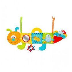 Zabawka edukacyjny multisensoryczna gąsienica