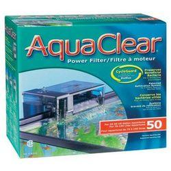 HAGEN AquaClear 50-200 Filtr zewnętrzny kaskadowy do akwarium o poj. 76-190L