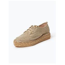 Buty sznurowane damskie