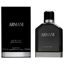 GIORGIO ARMANI 50ml Eau De Nuit Pour Homme woda toaletowa dla mężczyzn