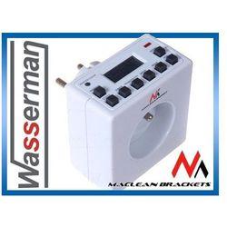 Włącznik czasowy, cyfrowy programator MCE30