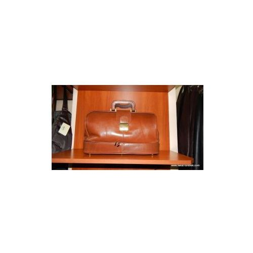 7f82e2efeb31e DIELLE torba lekarska  kufer skóra naturalna - porównaj zanim kupisz