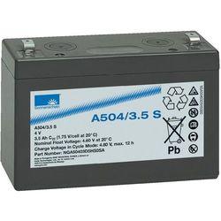 Akumulator żelowy GNB Sonnenschein A504/3,5 S, 4 V, 3.5 Ah
