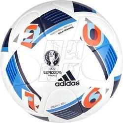 Piłka nożna halowa adidas Beau Jeu EURO16 Sala Training AC5446