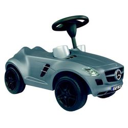 Big, Jeździk dziecięcy, Mercedes-Benz SLS AMG Darmowa dostawa do sklepów SMYK