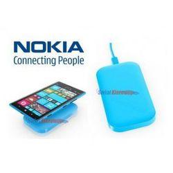 Nokia Ładowarka Bezprzewodowa Qi DC-50 Cyan Ekspresowa wysyłka, również na RATY!