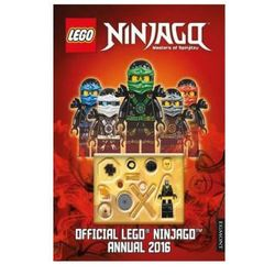 Official Lego Ninjago Annual