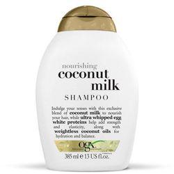Organix Kokos szampon odżywczy z mleczkiem kokosowym 385ml