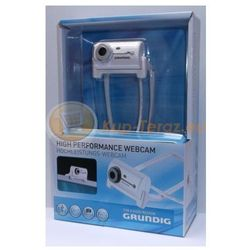 Kamerka internetowa USB Grundig 72817 5.0 MPX
