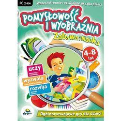 Zabawa i Nauka Pomysłowość i wyobraźnia 4-8 lat (PC)