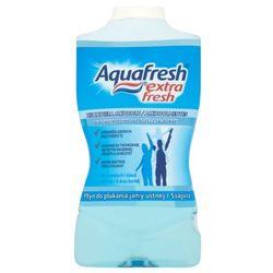 Aquafresh Extra Fresh Daily Mouthwash, płyn do ust 500ml