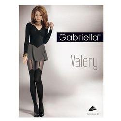 GABRIELLA Valery 260 Rajstopy jak pończochy do pasa
