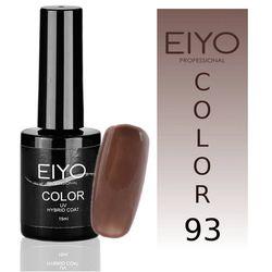 Lakier hybrydowy EIYO Secret - kolor nr 93 - Kawa z Mlekiem - 15 ml Lakiery hybrydowe