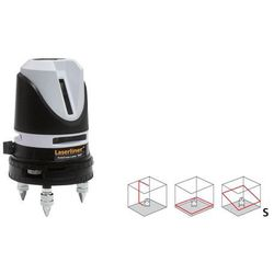 Niwelator laserowy liniowo-krzyżowy Laserliner AutoCross-Laser 360° PowerBright