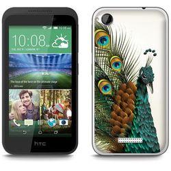 Fantastic Case - HTC Desire 320 - etui - paw