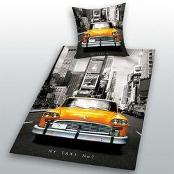 NOWY NEW YORK TAXI POŚCIEL AUTO TAKSÓWKA 140x200