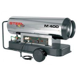 Nagrzewnica olejowa bez odprowadzania spalin Steel Mobile M 400