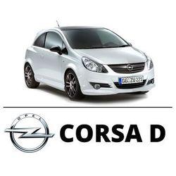 Opel Corsa D - Światła do jazdy dziennej LED DRL W21/5W - Zestaw 2 żarówki