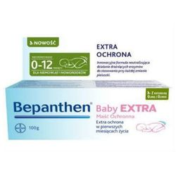Bepanthen Baby Extra Maść Ochronna 30g