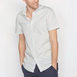 Koszula z nadrukiem, krótki rękaw