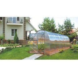 Szklarnia ogrodowa z poliwęglanu Jowisz 2x6 m