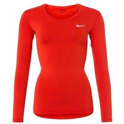 Nike Performance NIKE PRO DRY Bluzka z długim rękawem light crimson/white