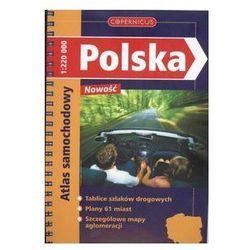 Polska Atlas Samochodowy (opr. miękka)