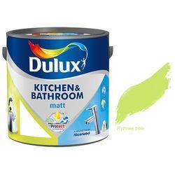 Emulsja lateksowa Kuchnia i Łazienka Dulux Ryżowe Pola 2.5l
